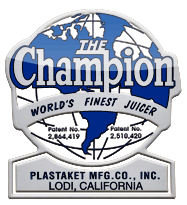 Image result for champion juicer logo